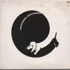 CDs de Música: TIEFSCHWARZ MISCH MASCH / DIGIPACK DOBLE CD DEL 2004 / MUY BUEN ESTADO RF-5943. Lote 206424497