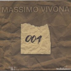 CDs de Música: MASSIMO VIVON - 001 / DIGIPACK CD ALBUM DEL 2000 / MUY BUEN ESTADO RF-5944. Lote 206424575