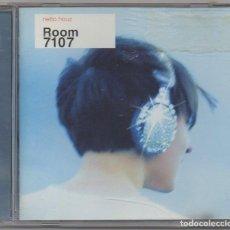 CDs de Música: NETTO HOUZ - ROOM 7107 / CD ALBUM DE 1998 / MUY BUEN ESTADO RF-5945. Lote 206424691