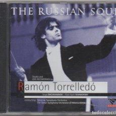 CDs de Música: RAMON TORRELLEDÓ - THE RUSSIAN SOUL / CD ALBUM DE 1999 / MUY BUEN ESTADO RF-5947. Lote 206424871
