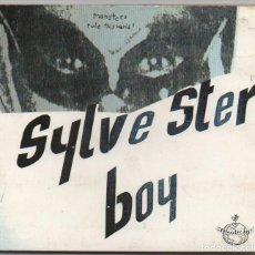 CDs de Música: SYLVE STER BOY - MONSTER RULE THIS WORLD / DIGIPACK CON LIBRETO / CD ALBUM 2000 RF-5950. Lote 206425161