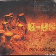CDs de Música: K-OS - KONDENADOS / DIGIPACK CON LIBRETO DE 1999 / MUY BUEN ESTADO RF-5953. Lote 206427938