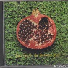 CDs de Música: TONI CHILDS - THE WOMAN'S BOAT / CD ALBUM DE 1994 / MUY BUEN ESTADO RF-5954. Lote 206428026