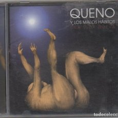 CDs de Música: QUENO Y LOS MALOS HABITOS - UNA VIDA NUEVA / CD ALBUM / MUY BUEN ESTADO RF-5955. Lote 206428217