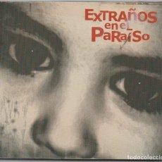 CDs de Música: EXTRAÑOS EN EL PARAISO - SIN MIRAR ATRAS / DIGIPACK CD ALBUM DEL 2005 / MUY BUEN ESTADO RF-5956. Lote 206428285
