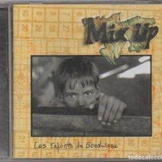 CDs de Música: MIX UP - LES ENFANTS DU GONDWANA / CD ALBUM DE 1999 / MUY BUEN ESTADO RF-5959. Lote 206428561