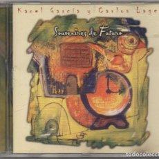 CDs de Música: KAREL GARCIA Y CARLOS LAGE - SOUVENIRES DE FUTURO / CD ALBUM / MUY BUEN ESTADO RF-5960. Lote 206428672