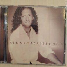 CDs de Música: KENNY G - GREATEST HITS. Lote 206435686