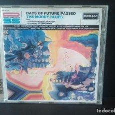 CDs de Música: THE MOODY BLUES - DAYS OF FUTURE PASSED (1967) - CD (LOS DISCOS DE TU VIDA - EL PAÍS). Lote 206437027