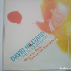 CDs de Música: DAVID HILLYARD & THE ROCKSTEADY 7 WAY OUT EAST CD. Lote 206454820
