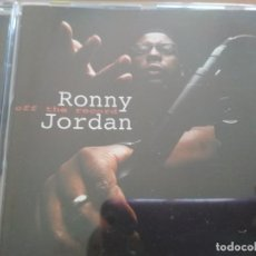 CDs de Música: RONNY JORDAN OFF THE RECORD. Lote 206455213