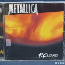 CDs de Música: METALLICA - RELOAD - CD. Lote 206459981