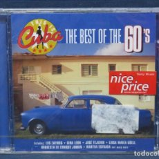 CD de Música: THIS IS CUBA - THE BEST OF THE 60´S. Lote 206461882
