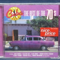 CD de Música: THIS IS CUBA - THE BEST OF THE 70´S. Lote 206461971