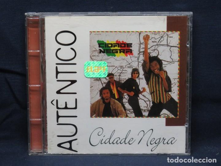 CIDADE NEGRA - LUTE PARA VIVER - CD (Música - CD's Reggae)