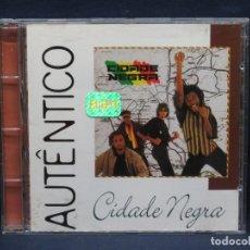 CDs de Música: CIDADE NEGRA - LUTE PARA VIVER - CD. Lote 206470936