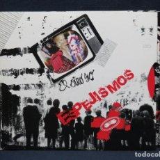CDs de Música: EL OTRO YO - ESPEJISMOS - CD ROCK ARGENTINO -. Lote 206472215