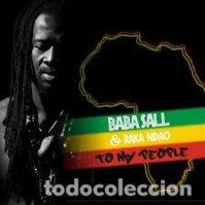 CDs de Música: BABA SALL & RAKA NDAO - TO MY PEOPLE. Lote 206472455