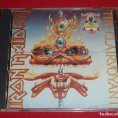 CDs de Música: IRON MAIDEN THE CLAIRVOYANT - INFINITE DREAMS CD FIRST TEN YEARS. Lote 206472583