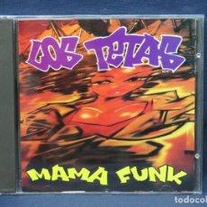 CDs de Música: LOS TETAS - MAMA FUNK - CD ROCK ARGENTINO. Lote 206472981