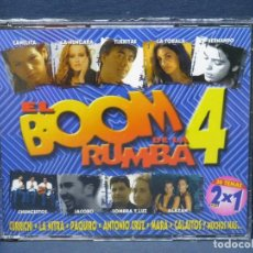 CDs de Música: EL BOOM DE LA RUMBA 4 - 2 CD. Lote 206473365