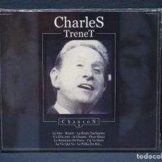 CDs de Música: CHARLES TRENET - CHANSON Nº3 - CD. Lote 206473773