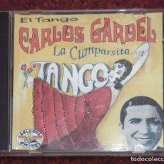 CDs de Música: CARLOS GARDEL (LA CUMPARSITA - EL TANGO) CD 1997. Lote 206474578