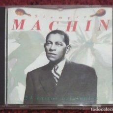 CDs de Música: ANTONIO MACHIN (SIEMPRE MACHIN - 24 EXITOS ORIGINALES) CD 1990. Lote 206474702