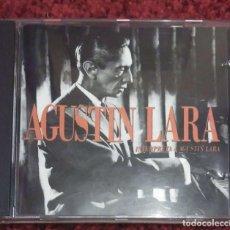 CDs de Música: AGUSTIN LARA (INTERPRETA A AGUSTIN LARA) CD 1994 EDICIÓN MEXICANA. Lote 206475021