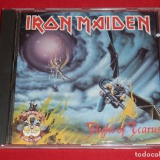 CDs de Música: IRON MAIDEN FLIGHT OF ICARUS - THE TROOPER CD FIRST TEN YEARS. Lote 206475405