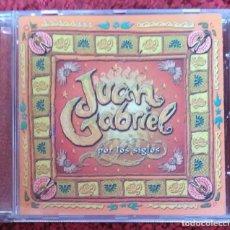 CDs de Música: JUAN GABRIEL (POR LOS SIGLOS) CD 2001. Lote 206475523