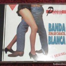CDs de Música: BANDA BLANCA (SOPA DE CARACOL) CD 1991. Lote 206475650