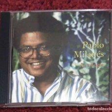 CDs de Música: PABLO MILANES (ANTOLOGIA) CD 1994 EDICIÓN ALEMANA. Lote 206475817