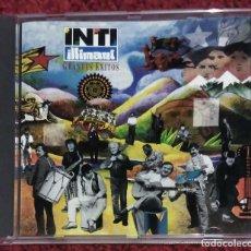 CDs de Música: INTI ILLIMANI (GRANDES EXITOS) CD 1997 EDICION CHILENA. Lote 206476051