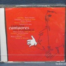 CDs de Música: GRANDES CANTAORES DEL FLAMENCO - 2 CD. Lote 206476062