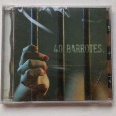 CDs de Música: 0520- 40 BARROTES - CD PRECINTADO LIQUIDACION!. Lote 206481768