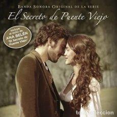 CDs de Música: EL SECRETO DE PUENTE VIEJO - BANDA SONORA ORIGINAL ( FEAT. ANA BELEN ). Lote 206482055