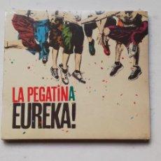 CDs de Música: 0520- LA PEGATINA EUREKA! - CD PRECINTADO LIQUIDACION!. Lote 206482118