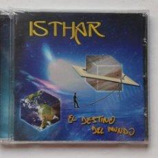 CDs de Música: 0520- ISTHAR EL DESTINO DEL MUNDO - CD PRECINTADO LIQUIDACION!. Lote 206483228