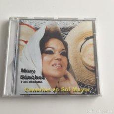 CDs de Música: MARY SANCHEZ Y LOS BANDAMA - CANARIAS EN SOL MAYOR - 1997. Lote 206484135