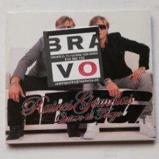CDs de Música: 0520- RAICES GEMELAS QUIERO TU FUEGO - CD PRECINTADO LIQUIDACION!. Lote 206484362