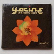 CDs de Música: 0520- YACINE & THE ORIENTAL GROOVE PARABOLIC - CD PRECINTADO LIQUIDACION!. Lote 206484696