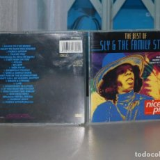 CDs de Música: CD SLY& THE FAMILY STONE . THE BEST OF SLY & THE FAMILY STONE. SONY MUSIC. 1992. Lote 206486751