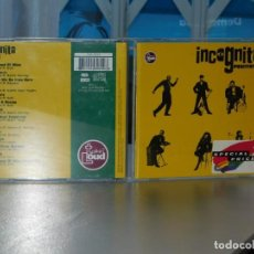 CDs de Música: CD INCOGNITO. POSIVITY. PHONOGRAM 1993.. Lote 206488882
