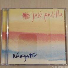 CDs de Música: JOSÉ PADILLA - NAVIGATOR - CD. Lote 206494910