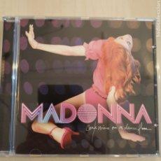 CDs de Música: MADONNA - CONFESSIONS ON A DANCE FLOOR. Lote 206496285