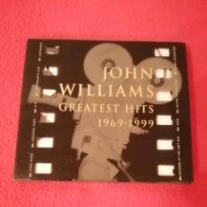 CDs de Música: CD DOBLE BSO JOHN WILLIAMS - GREATEST HITS 1969 1999. Lote 206500785