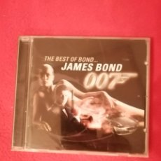 CDs de Música: CD BSO THE BEST OF JAMES BOND. Lote 206503465