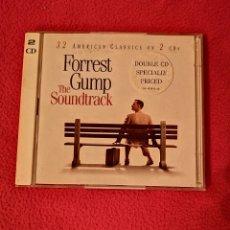 CDs de Música: CD DOBLE BSO FORREST GUMP SOUNDTRACK. Lote 206503787