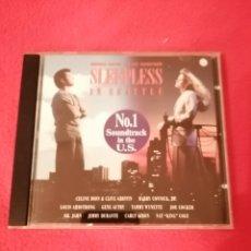 CDs de Música: CD BSO SLEEPLESS IN SEATTLE. Lote 206503816